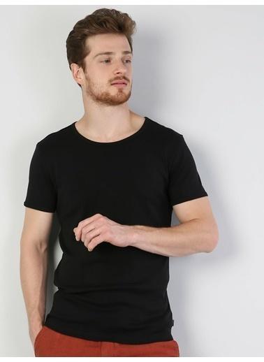 Colin's Tişört Siyah